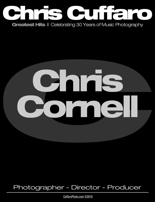 Greatest Hits: Chris Cornell