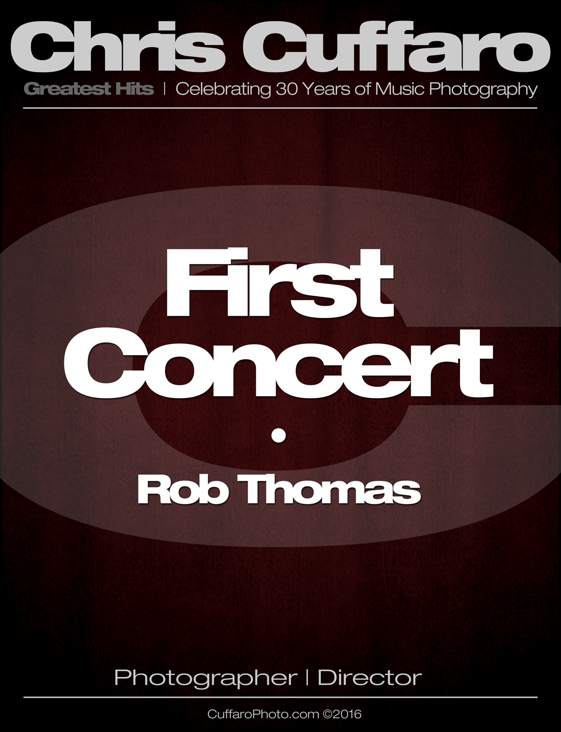First Concert: Rob Thomas