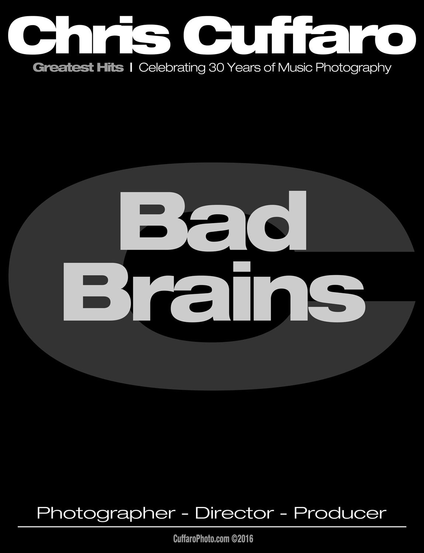 Greatest Hits: Bad Brains