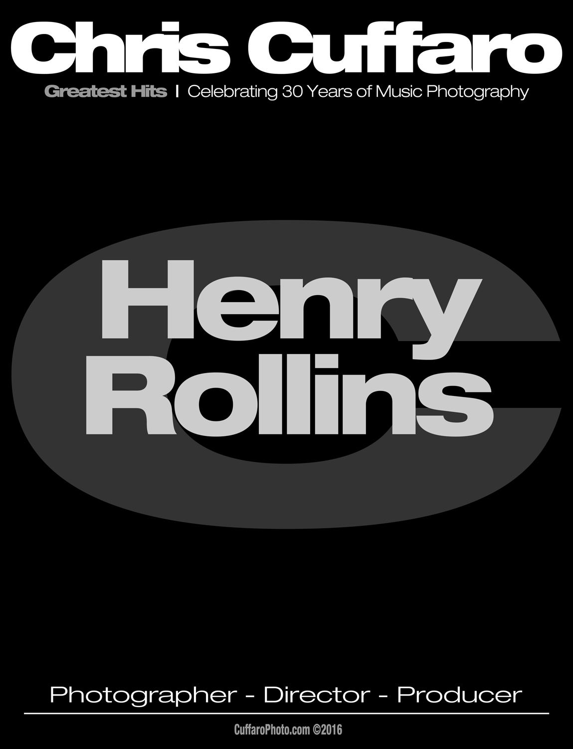 Greatest Hits: Henry Rollins