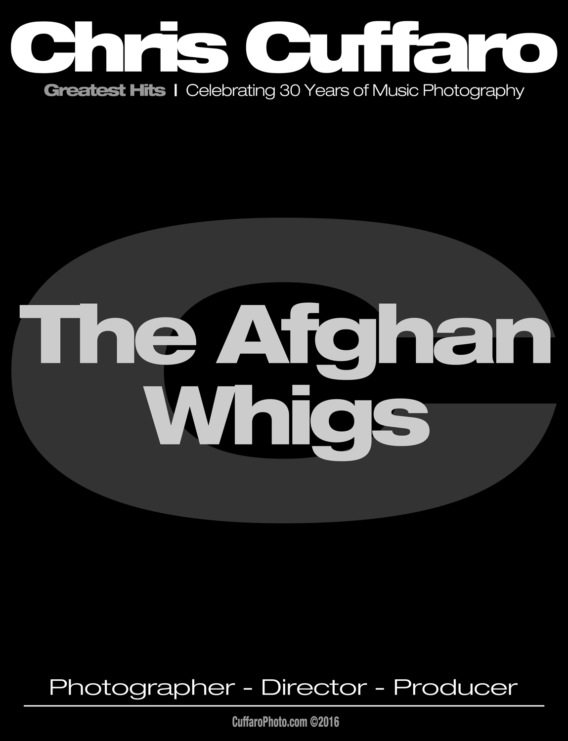 Greatest Hits: The Afghan Whigs