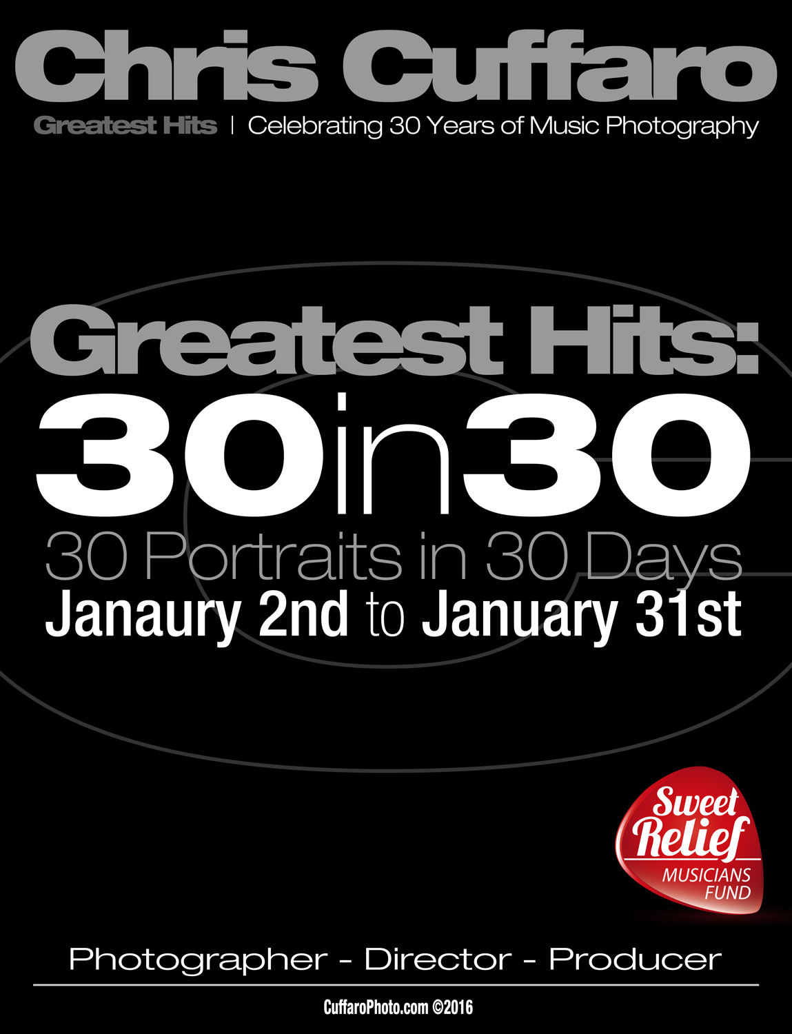 Greatest Hits: 30in30