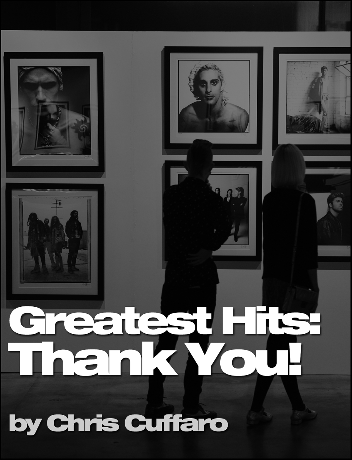 GREATEST HITS: Thank You!